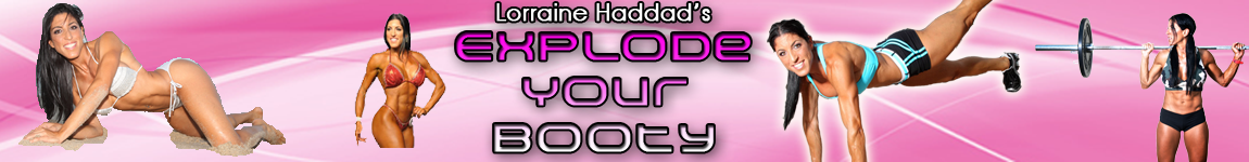 Explode Your Booty Banner